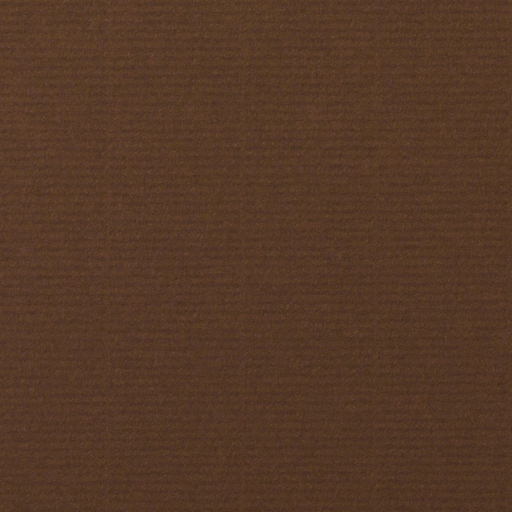 "Dark Brown Laid Card Stock 100#, 8 1/2"" x 11"""
