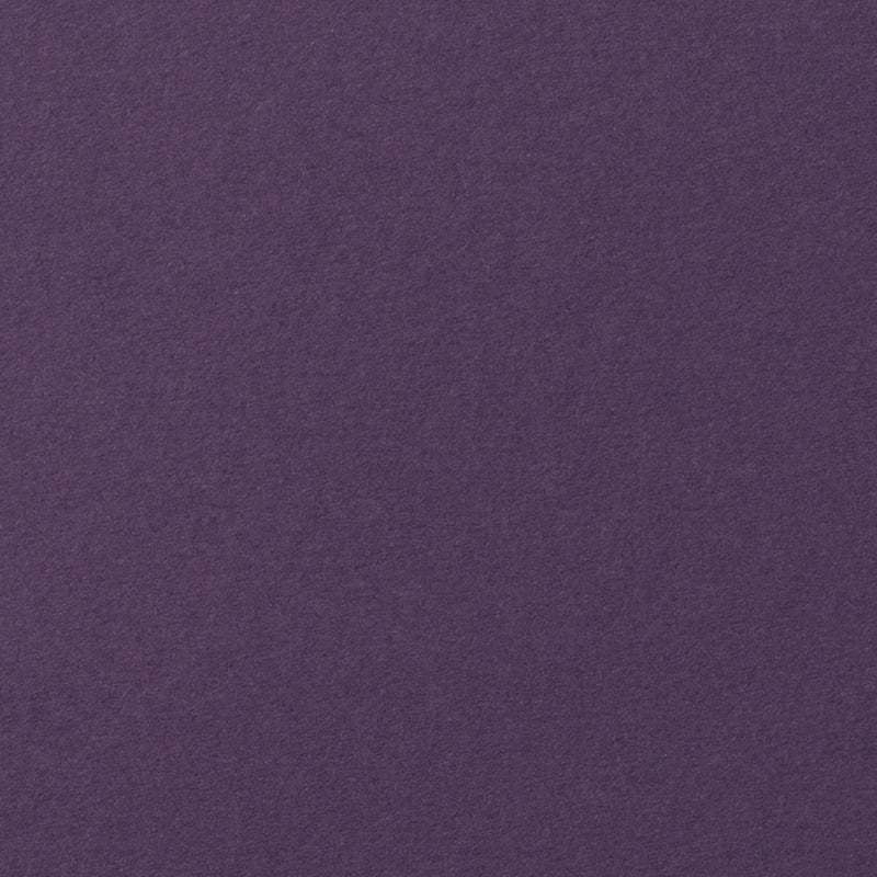 "Solid Dark Purple Paper 70 lb Text, 8 1/2"" x 11"" - Paperandmore.com"