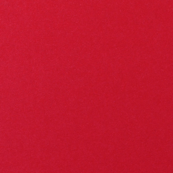 Recycled Electric Red Card Stock 80#, 8 1/2