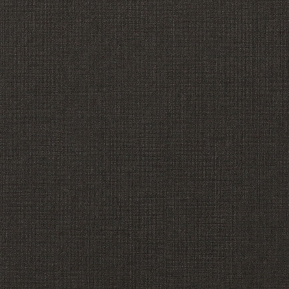 "Epic Black Linen Card Stock 80#, 8 1/2"" x 11"""
