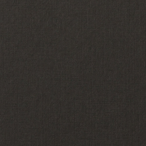 "Epic Black Linen Card Stock 80#, 11"" x 17"" - Paperandmore.com"