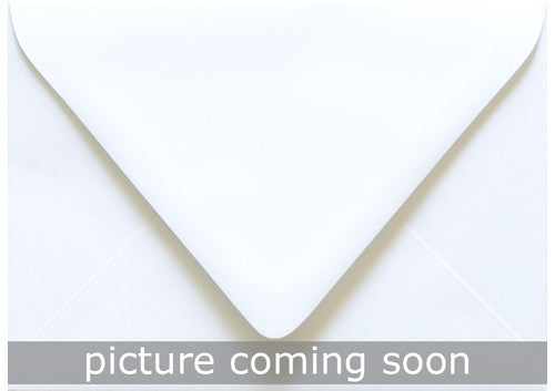 A-2 Classic Ivory Solid Euro Flap Envelopes (4 3/8