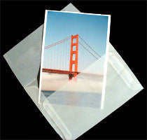"A-8 White Translucent Vellum Envelopes (5 1/2"" x 8 1/8"") - Paperandmore.com"