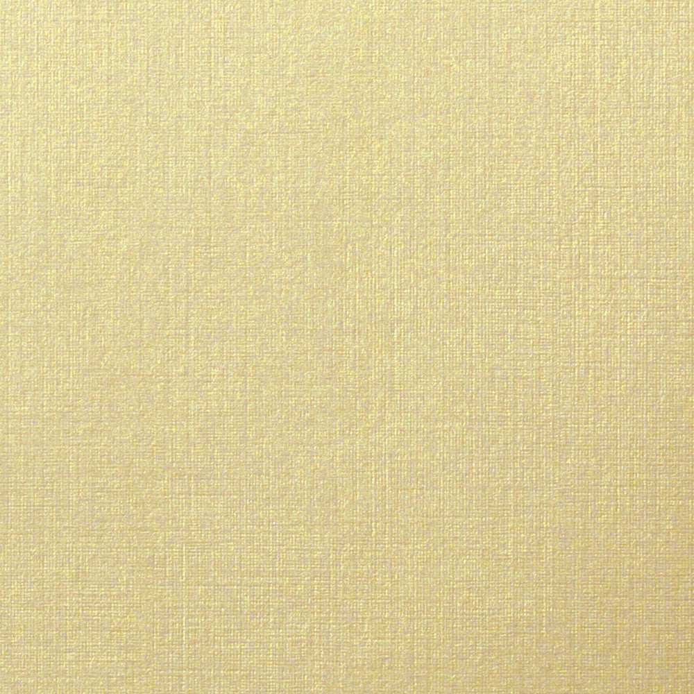 "Metallic Gold Linen Card Stock 84#, 8 1/2"" x 11"""
