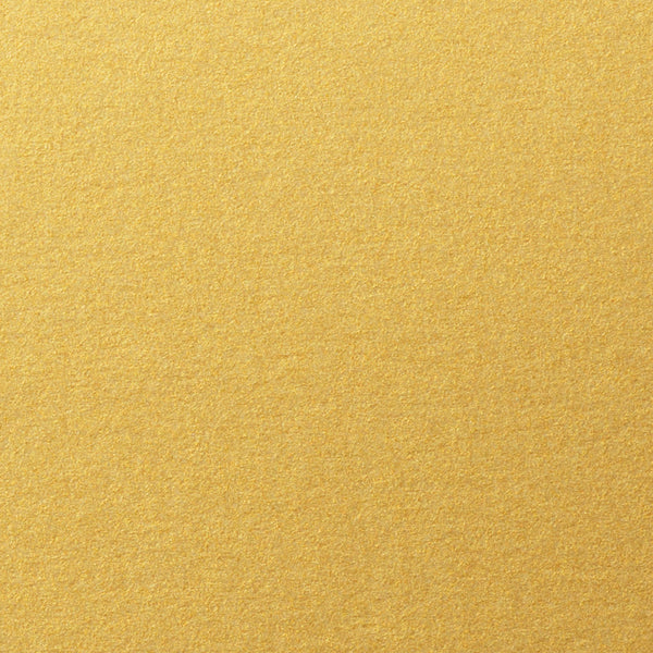 "Gold Metallic Paper 81 lb Text, 8 1/2"" x 11"" - Paperandmore.com"