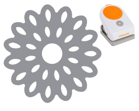 Fiskars Intricate Punch - Mum's the Word - Paperandmore.com