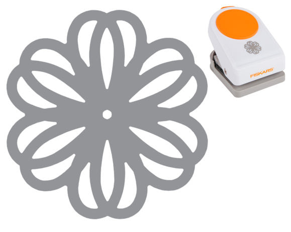 Fiskars Intricate Punch - Neutron Dance - Paperandmore.com