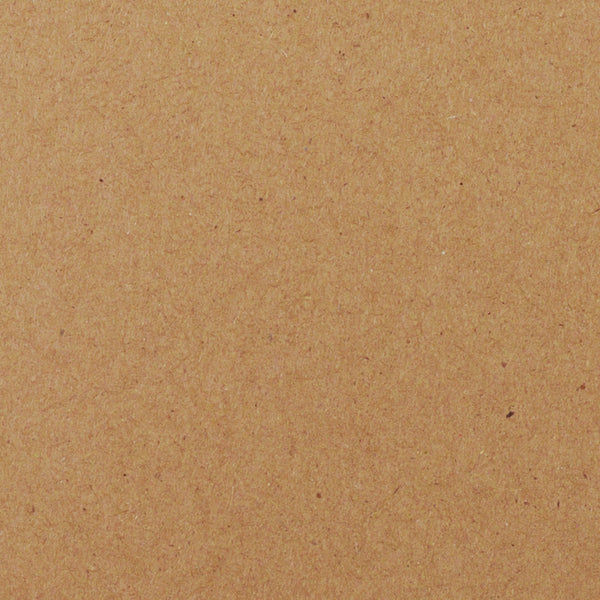 Kraft Brown 12x18 Recycled Cardstock 130# - Paperandmore.com
