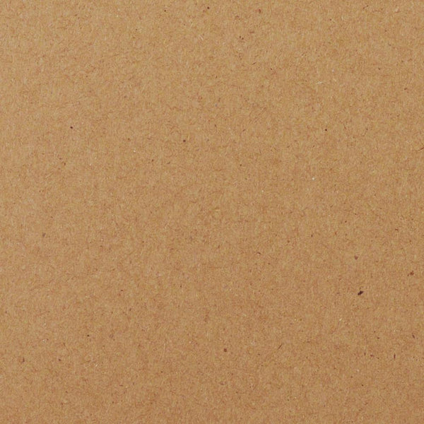 Kraft Brown Recycled Card Stock 130 lb, 8 1/2