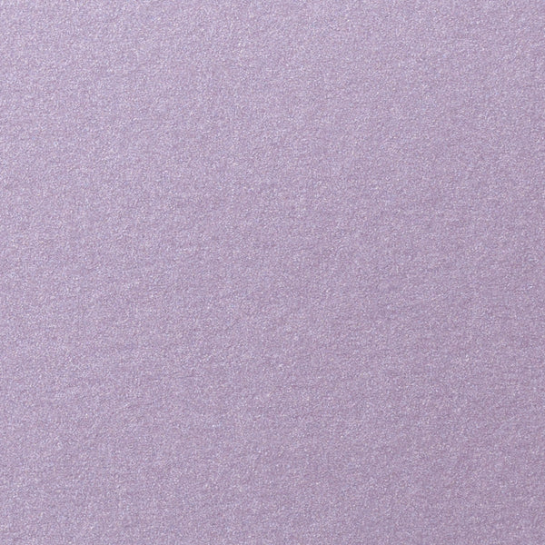 "Lavender Metallic Card Stock 105 lb, 5"" x 7"" - Paperandmore.com"