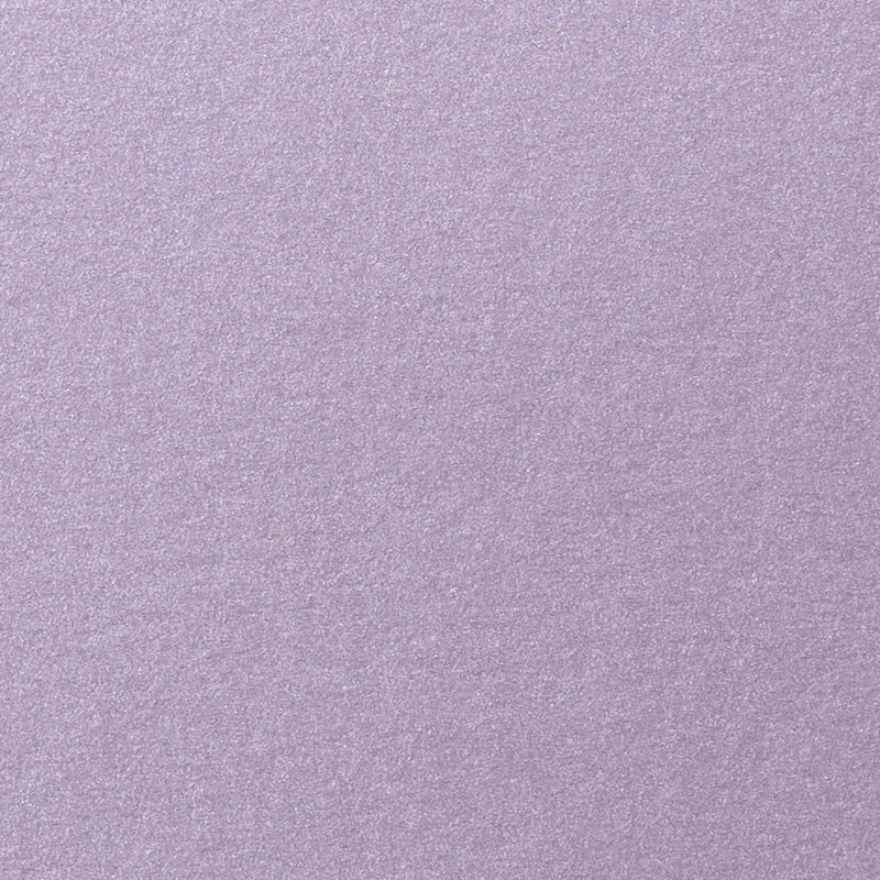 "Lavender Metallic Card Stock 105 lb, 8 1/2"" x 11"" - Paperandmore.com"