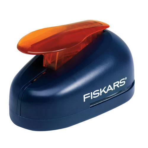 Fiskars Lever Punch - Flower Small - Paperandmore.com