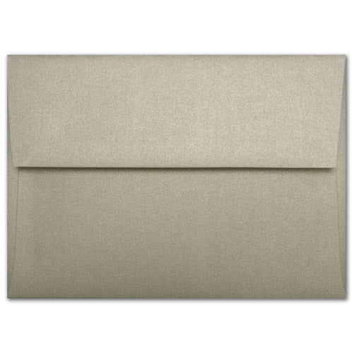 "A-8 Gold Leaf Metallic Envelopes (5 1/2"" x 8 1/8"")"