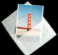 "A-7 Metallic Platinum Translucent Vellum Envelopes (5 1/4"" x 7 1/4"") - Paperandmore.com"