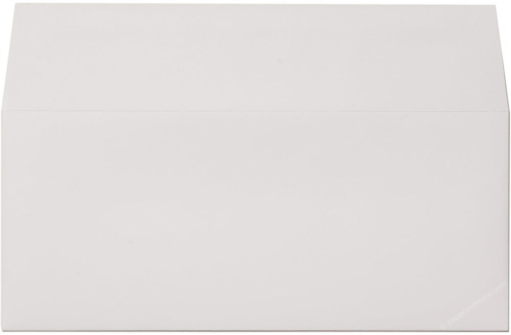 "#10 Classic White Solid Envelopes (4 1/8"" x 9 1/2"")"
