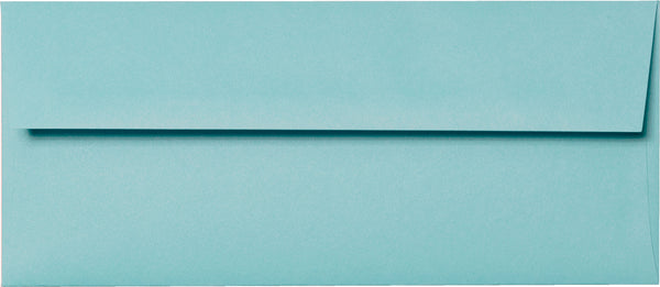 #10 Cornflower Blue Solid Envelopes (4 1/8