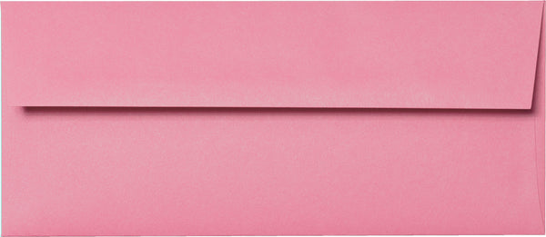 #10 Cotton Candy Pink Solid Envelopes (4 1/8