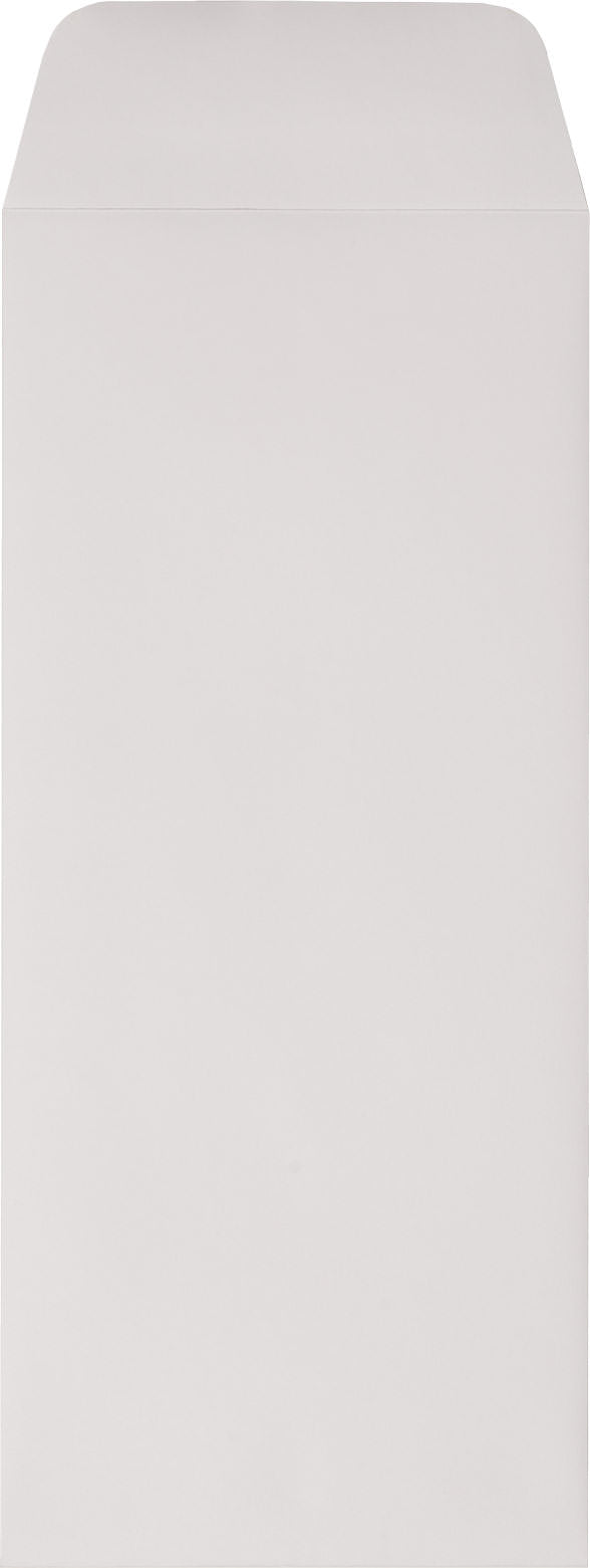 "#10 Policy Classic White Solid Envelopes, 4 1/8"" x 9 1/2"""