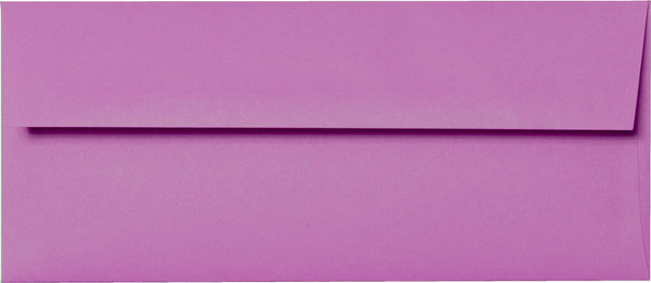 #10 Purple Grape Solid Envelopes (4 1/8