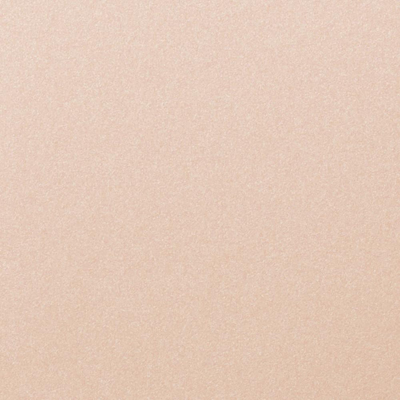 Peach (Coral) Metallic Card Stock 105#, A9 Flat Card - Paperandmore.com