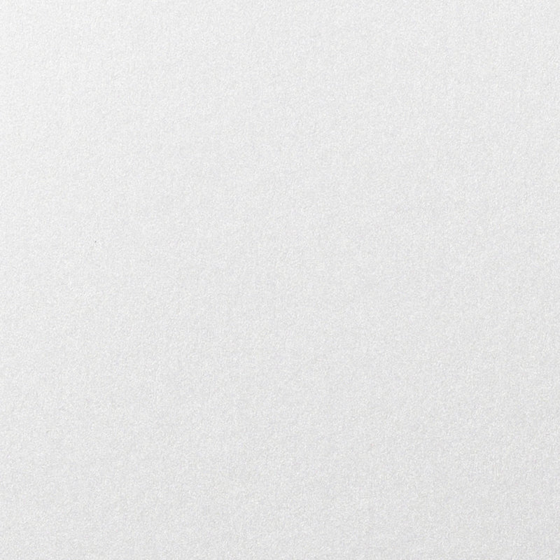 "Pearl White Metallic Paper 80 lb Text, 8 1/2"" x 11"" - Paperandmore.com"