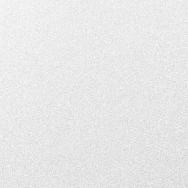 "Pearl White Metallic Card Stock 107#, 4 Bar Card (3 1/2"" x 4 7/8"") - Paperandmore.com"