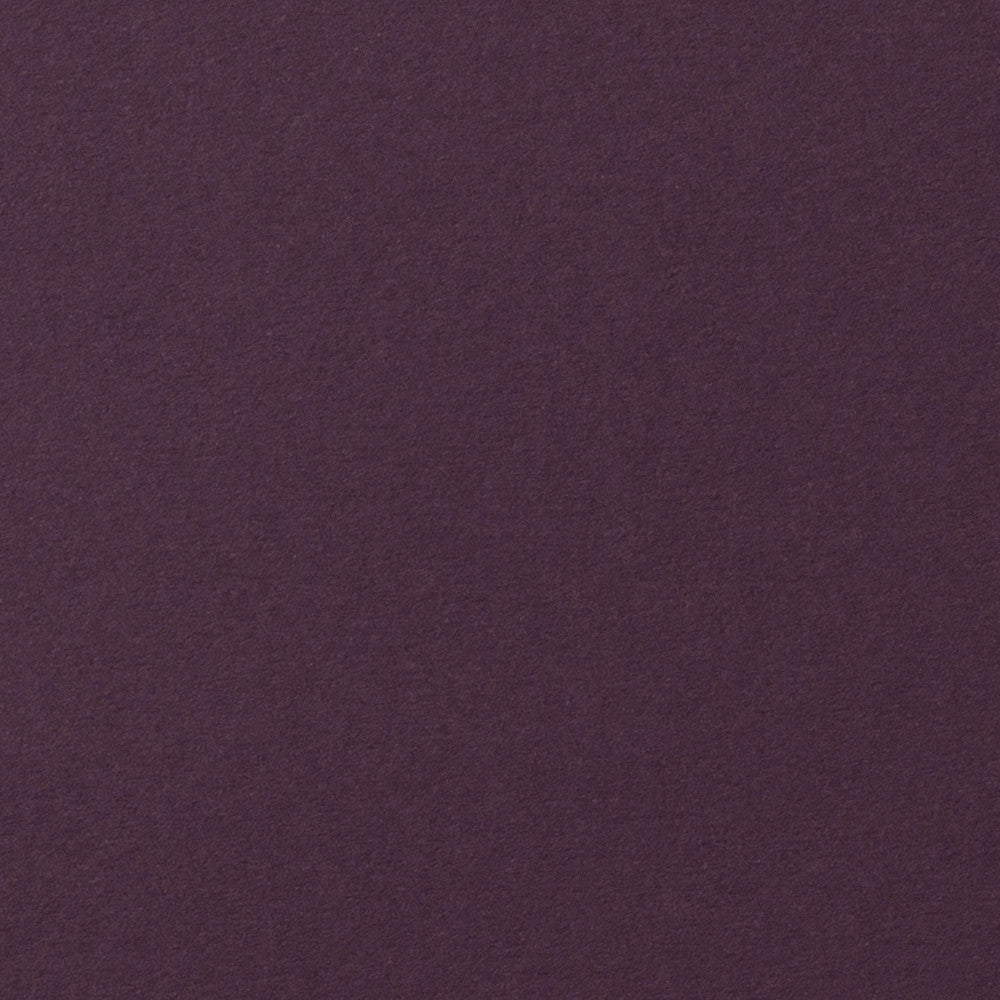 "Solid Purple Eggplant Paper 80# Text, 8 1/2"" x 11"""