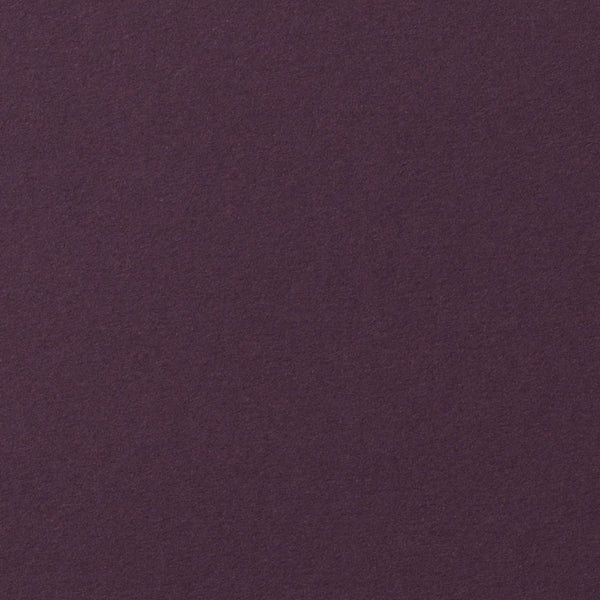 "Solid Purple Eggplant Paper 80 lb Text, 8 1/2"" x 11"" - Paperandmore.com"