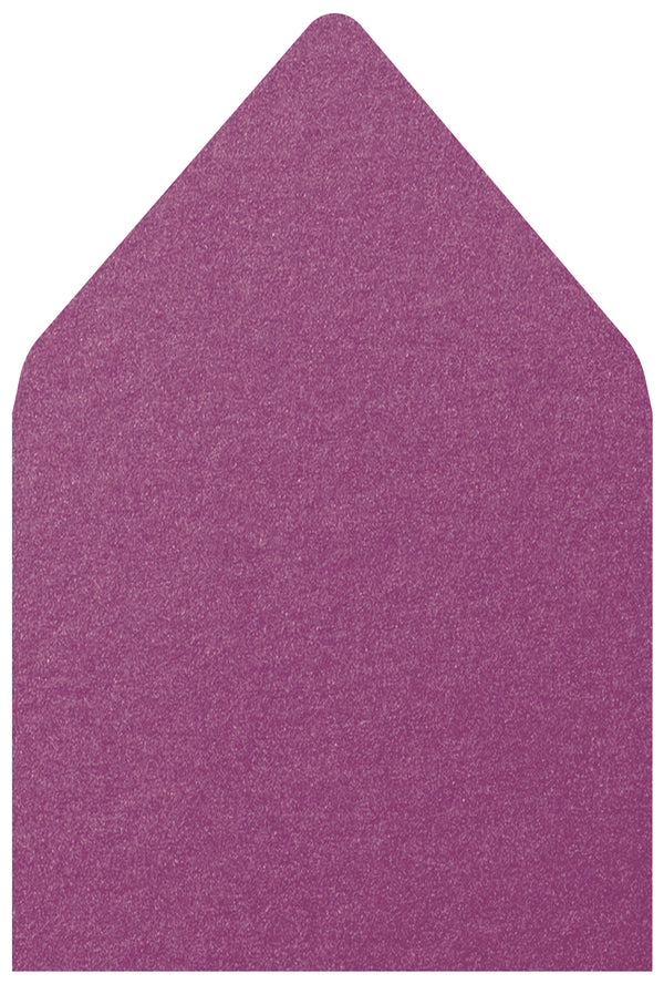 A-7.5 Purple Punch Metallic - Euro Flap Envelope Liner