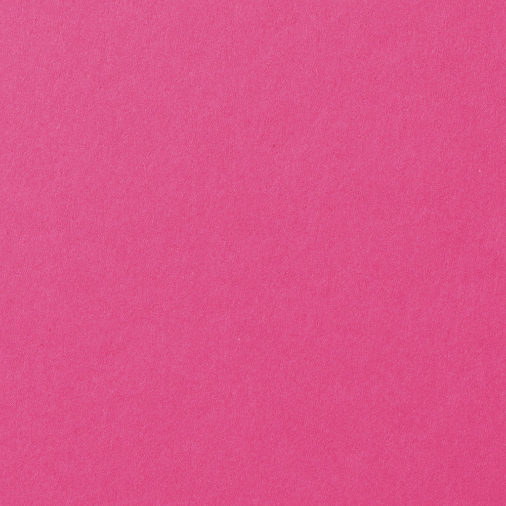 "Razzle Pink Solid Card Stock 100#, 5"" x 7"""