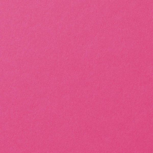 Razzle Pink Solid Cardstock 100#, A9 Flat Card - Paperandmore.com