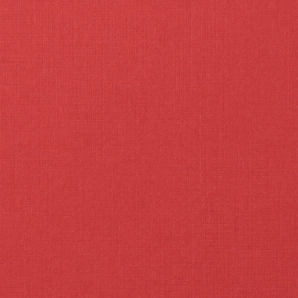 Red Pepper Linen Card Stock 80#, 8 1/2