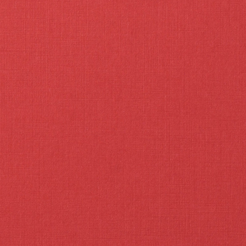 "Red Pepper Linen Monogram Squares - 2 1/4"" - Paperandmore.com"