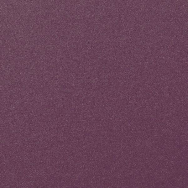 "Ruby Purple Metallic Card Stock 105 lb, 5"" x 7"" - Paperandmore.com"