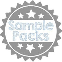 "6 1/4"" Square Himalaya Linen, Recycled & Felt Pocket Cards Sampler Pack"