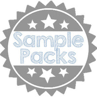 Glitter Card Stock Sampler Pack - Paperandmore.com