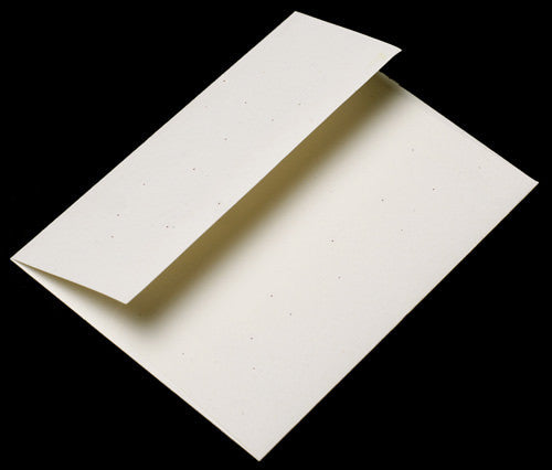 "A-1 (4 Bar) Sand Specks Recycled Envelopes (3 5/8"" x 5 1/8"") - Paperandmore.com"