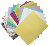 Solid Light & Bright Text Paper Sampler Pack - Paperandmore.com