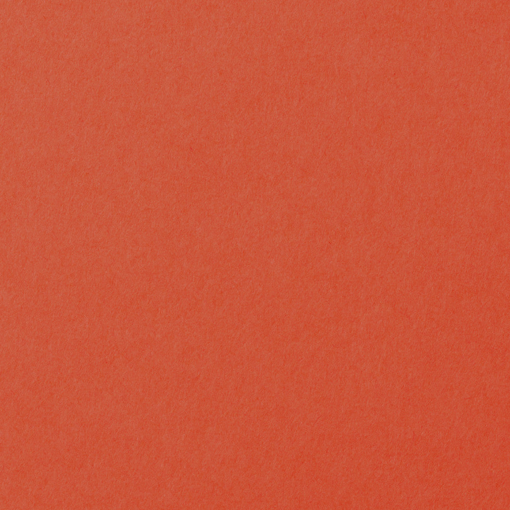 "Solid Sunset Orange Card Stock 100#, 12"" x 12"""
