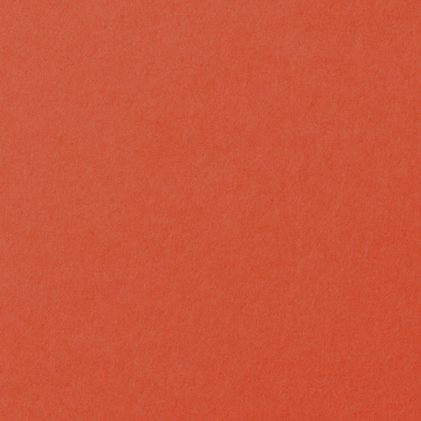 Sunset Orange Solid Card Stock 100 lb, 5