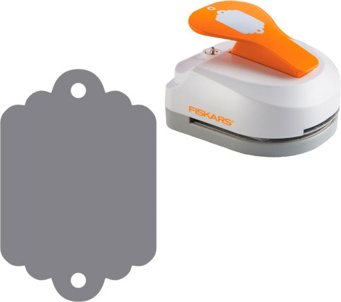 Fiskars Tag Maker - Scallop