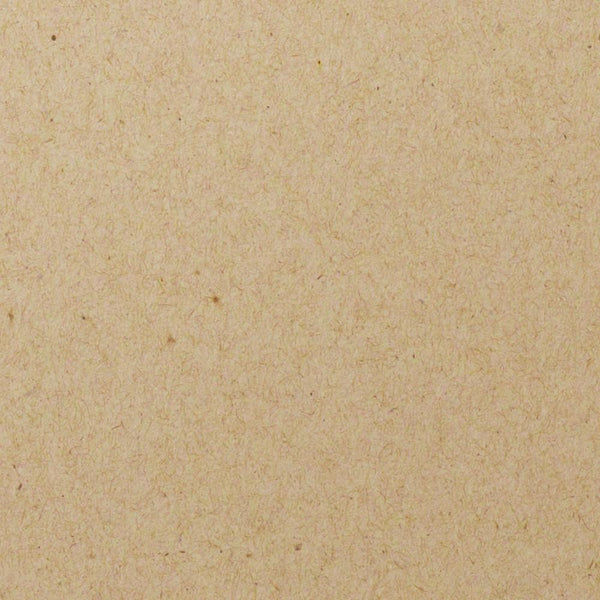 Recycled Taupe Brown Fiber Card Stock 80#, A9 Flat Card - Paperandmore.com
