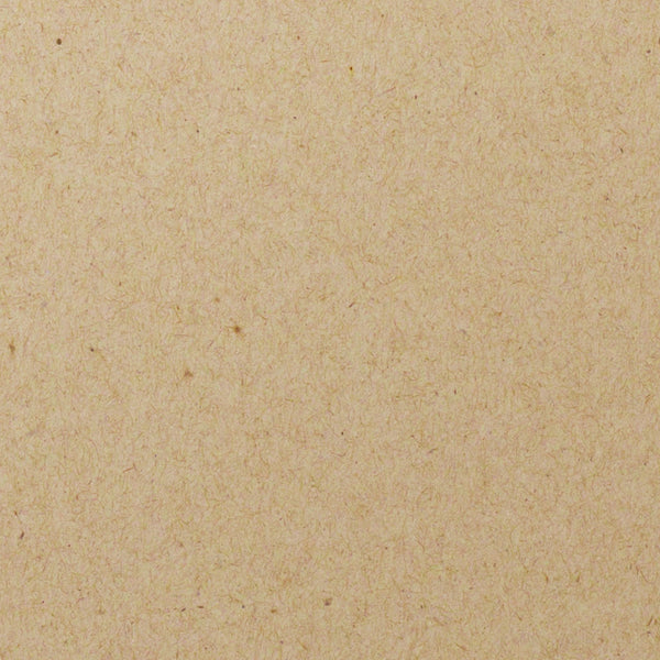Recycled Taupe Brown Fiber Card Stock 80#, 12
