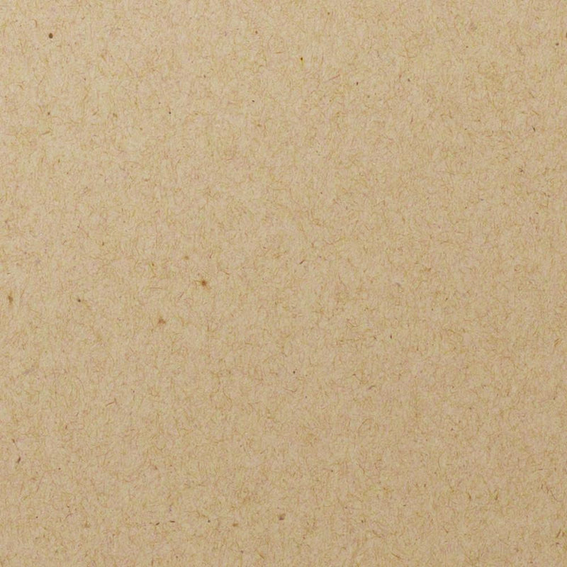 Recycled Taupe Brown Fiber Card Stock 120#, A9 Flat Card - Paperandmore.com