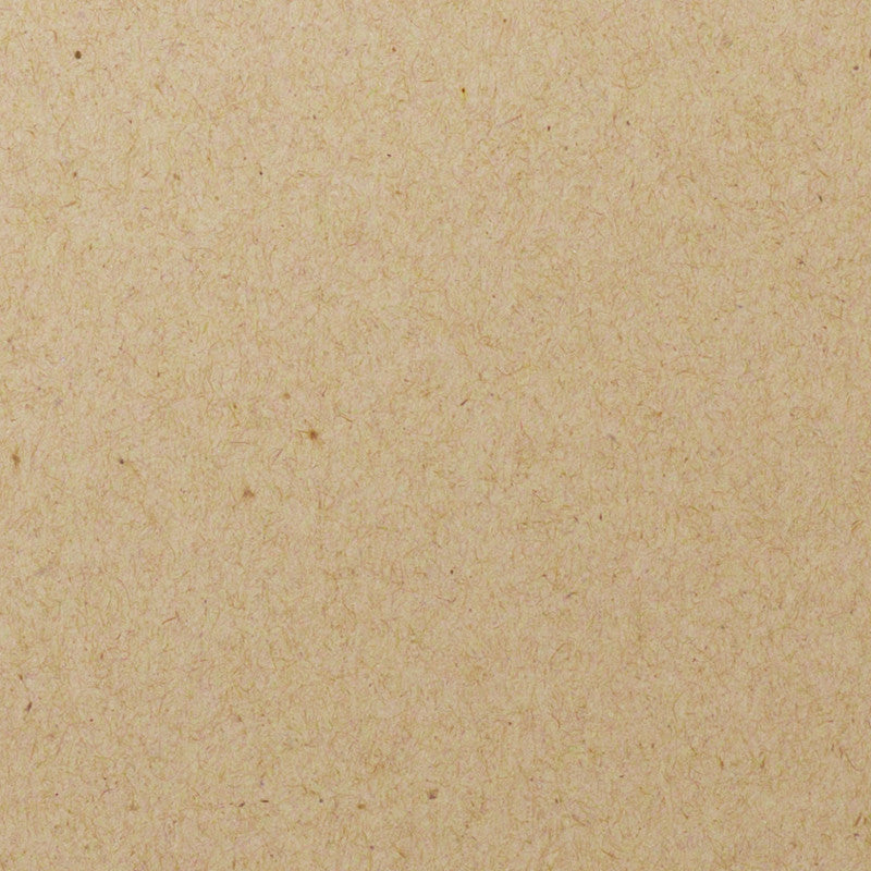"Recycled Taupe Brown Fiber Labels - 1 1/2"" Circle"
