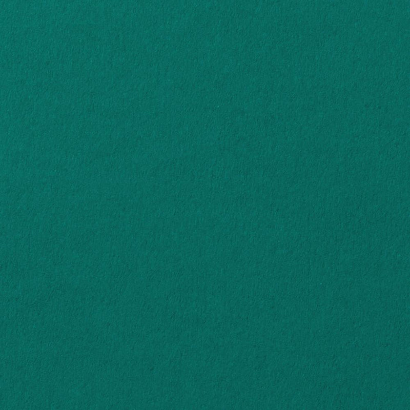 Solid Teal Card Stock 80#, A9 Flat Card - Paperandmore.com