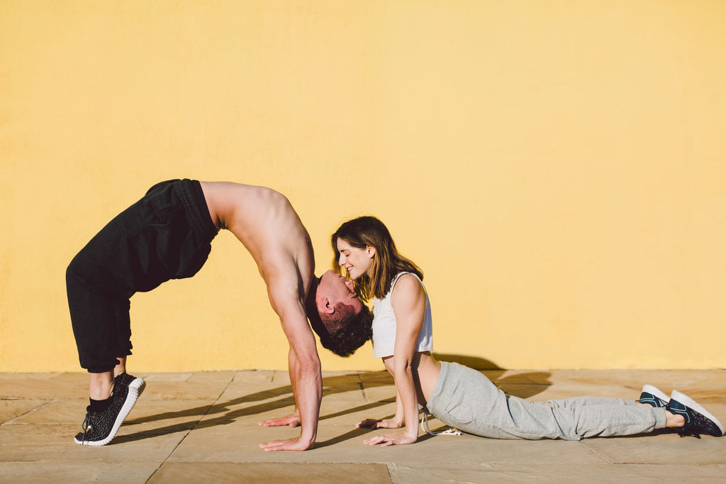 Yoga for couples