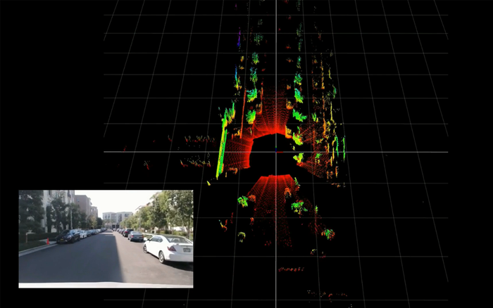 Cepton Technologies Advances Autonomous Driving With MMT™ LiDAR Technology