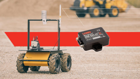 LORD Corporation Implements the Latest Inertial Sensing