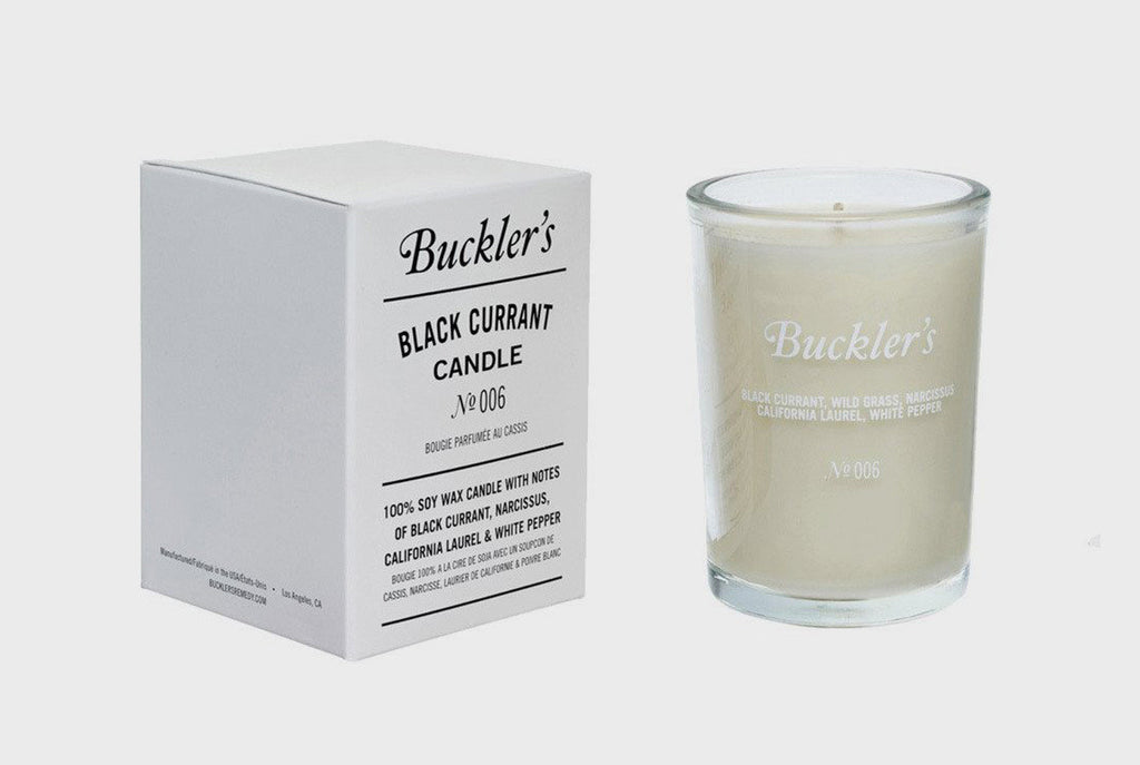 Introducing Buckler's Candles